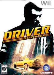 Ubisoft Driver San Francisco (Wii)