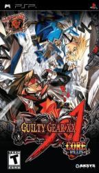 505 Games Guilty Gear XX Accent Core Plus (PSP)