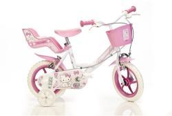 Dino Bikes Charmmy Kitty 12 (124RLN-CK)