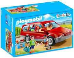 Playmobil Family Fun - Maşina de familie (9421)