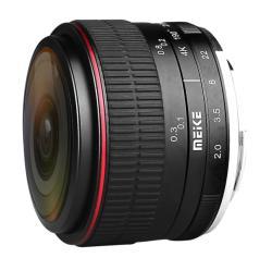 Meike 6.5mm f/2 Fisheye (Sony E)