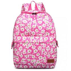 Miss Lulu Virágos hátizsák (E6609)