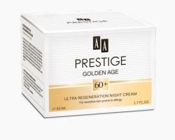 AA Prestige Golden Age 60+ éjszakai arckontúrt javító arckrém 50ml
