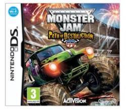 Activision Monster Jam Path of Destruction (Nintendo DS)