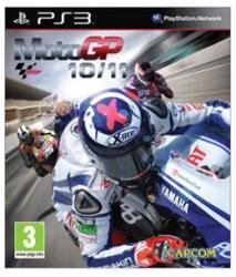 Capcom MotoGP 10/11 (PS3)