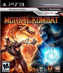Warner Bros. Interactive Mortal Kombat (9) (PS3)