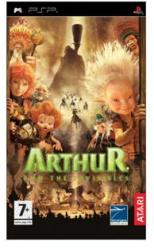 Atari Arthur and the Invisibles (PSP)