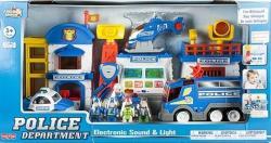Little Learner Sectia de politie (EN / FR) (105848)
