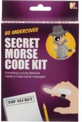 Keycraft Set detectiv - Codul Morse (105899)
