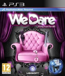 Ubisoft We Dare (PS3)
