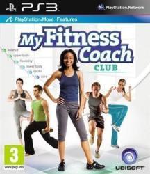 Ubisoft My Fitness Coach Club (PS3)