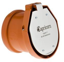 Capricorn Clapeta de sens pentru canalizare de capat 160 mm