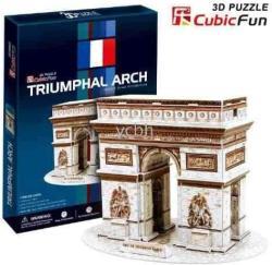 CubicFun C045h (26) - Arcul de Triumph - 3D