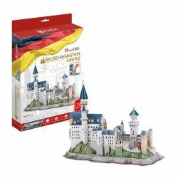 CubicFun Castelul Neuschwanstein - 3D (MC062h)