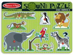 Melissa & Doug MD0727 - Animale de la Zoo