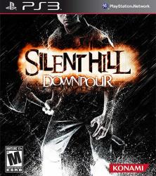 Konami Silent Hill Downpour (PS3)
