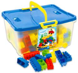 Mochtoys Combi Blocks - 200 cuburi de construcţii din plastic (5992)
