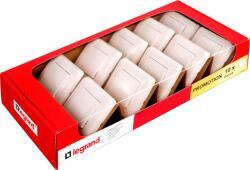 Legrand Cariva 1pólusú Kapcsoló Multipack 10db/csomag
