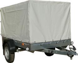 Trailer Europe Szürke Ponyva 80cm 251070-hez 2005x1080x800mm