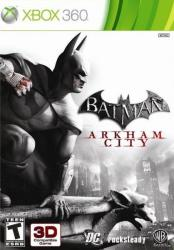 Warner Bros. Interactive Batman Arkham City (Xbox 360)