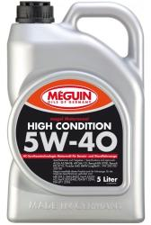 Meguin High Condition 5W-40 (5 L)
