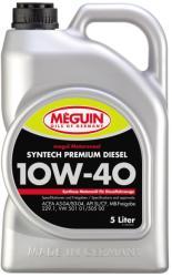 Meguin Syntech Premium Diesel 10W-40 (5 L)