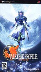 Square Enix Valkyrie Profile Lenneth (PSP)