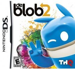 THQ de Blob 2 (Nintendo DS)