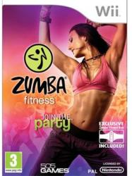 505 Games Zumba Fitness Join the Party (Wii)