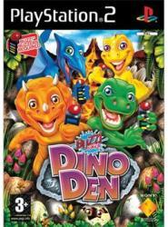 Sony Buzz! Junior Dino Den (PS2)