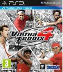 SEGA Virtua Tennis 4 (PS3)