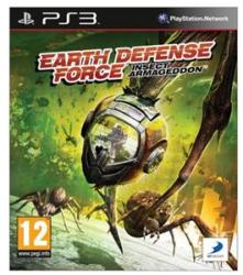 D3 Publisher Earth Defense Force Insect Armageddon (PS3)