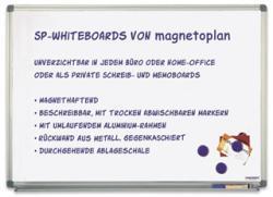 Magnetoplan TABLA MAGNETICA MAGNETOPLAN 150x120 cm Tabla magnetica (Whiteboard) Aluminiu 120x150 cm (520005)