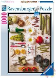 Ravensburger Mediterrán ételek (1000)