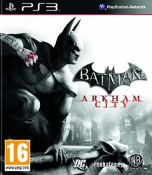 Warner Bros. Interactive Batman Arkham City (PS3)