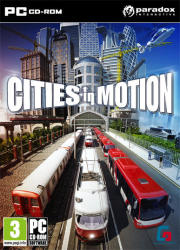 Paradox Cities in Motion (PC)