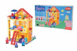 BIG Peppa Pig familie în casă (57078)