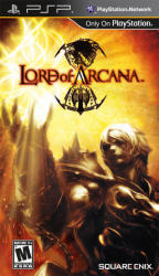 Square Enix Lord of Arcana (PSP)