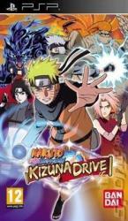Namco Bandai Naruto Shippuden Kizuna Drive (PSP)