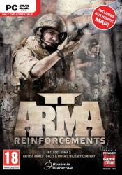 Bohemia Interactive ArmA II Reinforcements (PC)
