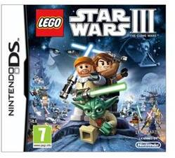 LucasArts LEGO Star Wars III The Clone Wars (Nintendo DS)