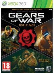 Microsoft Gears of War Triple Pack (Xbox 360)