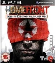 THQ Homefront [Resist Edition] (PS3)