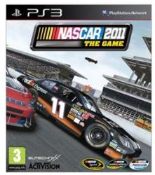 Activision NASCAR 11 (PS3)