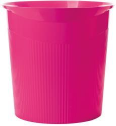 Han Cos de birou pentru hartii, 13 litri, HAN Loop Trend-Colours - roz