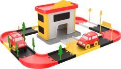 Ucar Toys Statie Pompieri 46 piese (UC69)