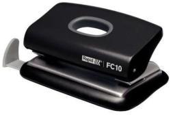 Duax_Rapid Rapid Fashion FC10 mini lyukasztógép, fekete, 2 db%