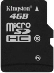 Kingston MicroSDHC 4GB Class 10 (SDC10/4GB)