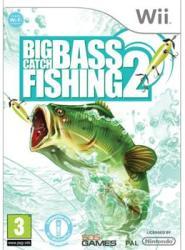 505 Games Big Catch Bass Fishing (Nintendo Wii)
