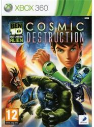 D3 Publisher Ben 10 Ultimate Alien Cosmic Destruction (Xbox 360)